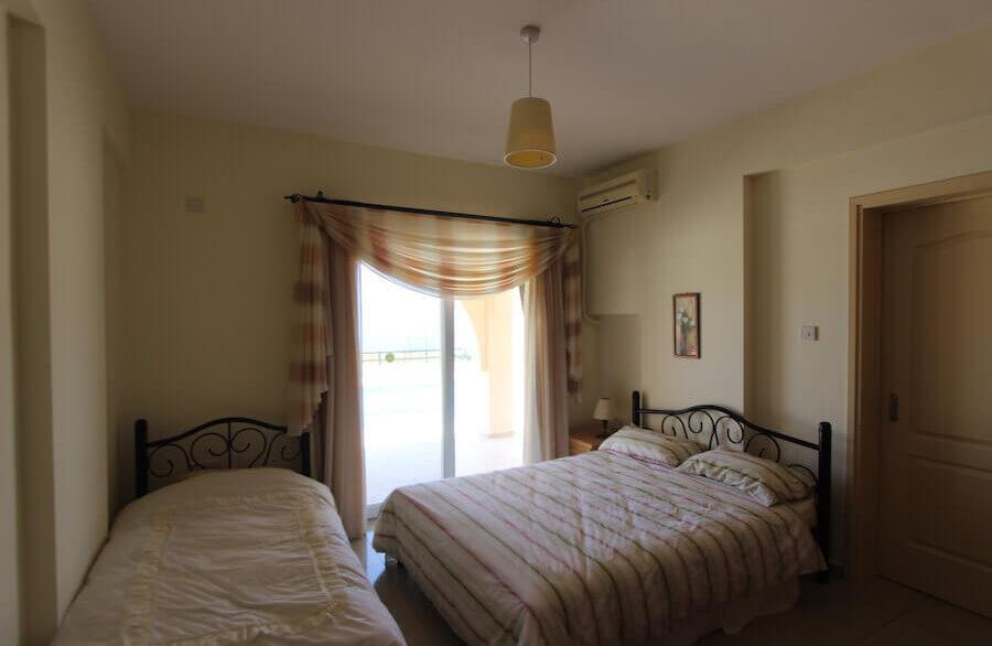 Arapkoy Panoramic Seaview Villa 3 Bed - North Cyprus Property 18