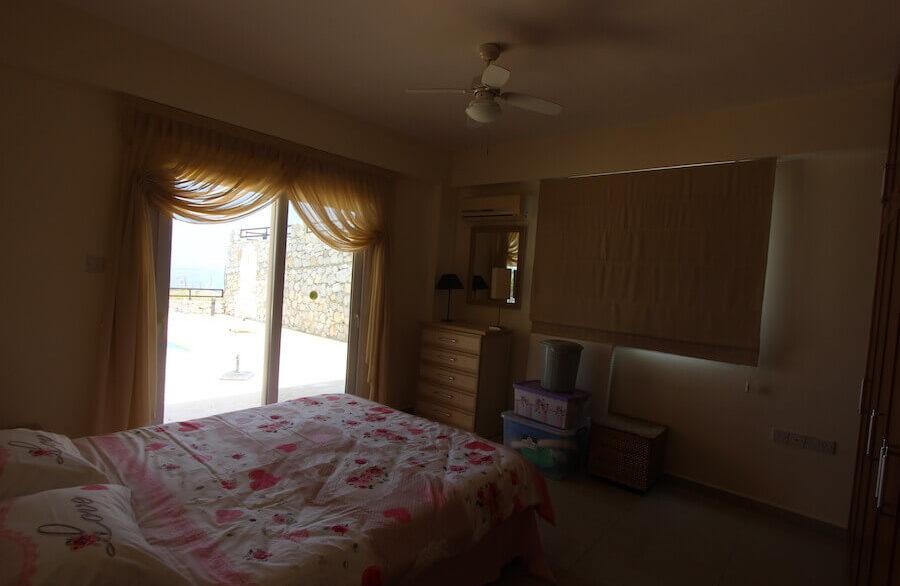 Arapkoy Panoramic Seaview Villa 3 Bed - North Cyprus Property 22