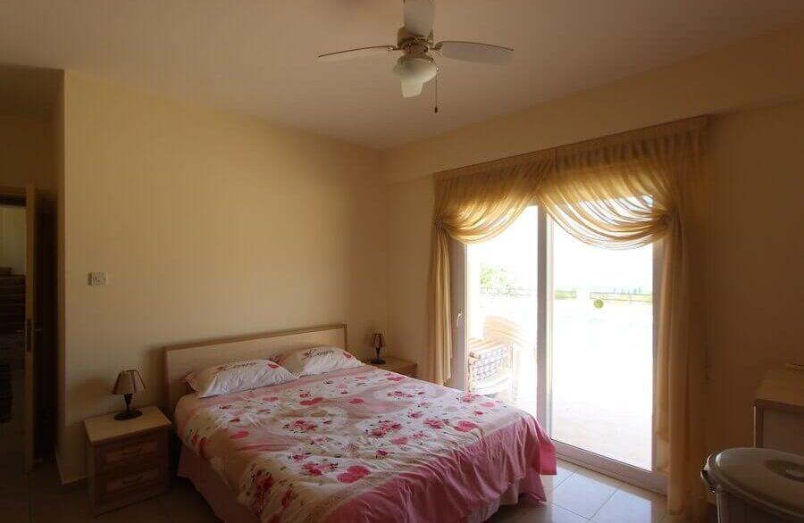 Arapkoy Panoramic Seaview Villa 3 Bed - North Cyprus Property 23