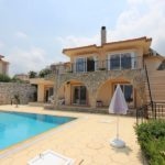 Arapkoy Panoramic Seaview Villa 3 Bed - North Cyprus Property 26