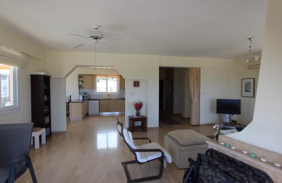 Arapkoy Panoramic Seaview Villa 3 Bed - North Cyprus Property 29