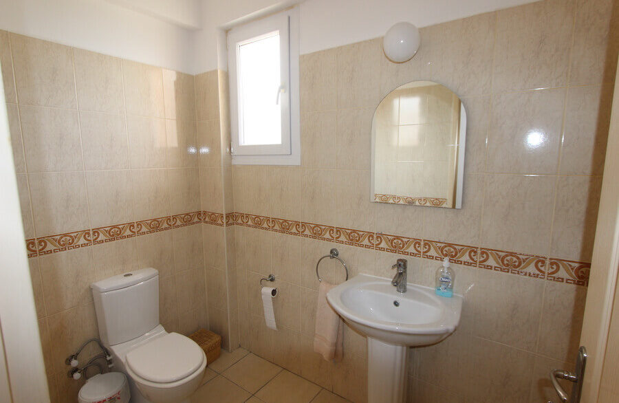 Arapkoy Panoramic Seaview Villa 3 Bed - North Cyprus Property 30