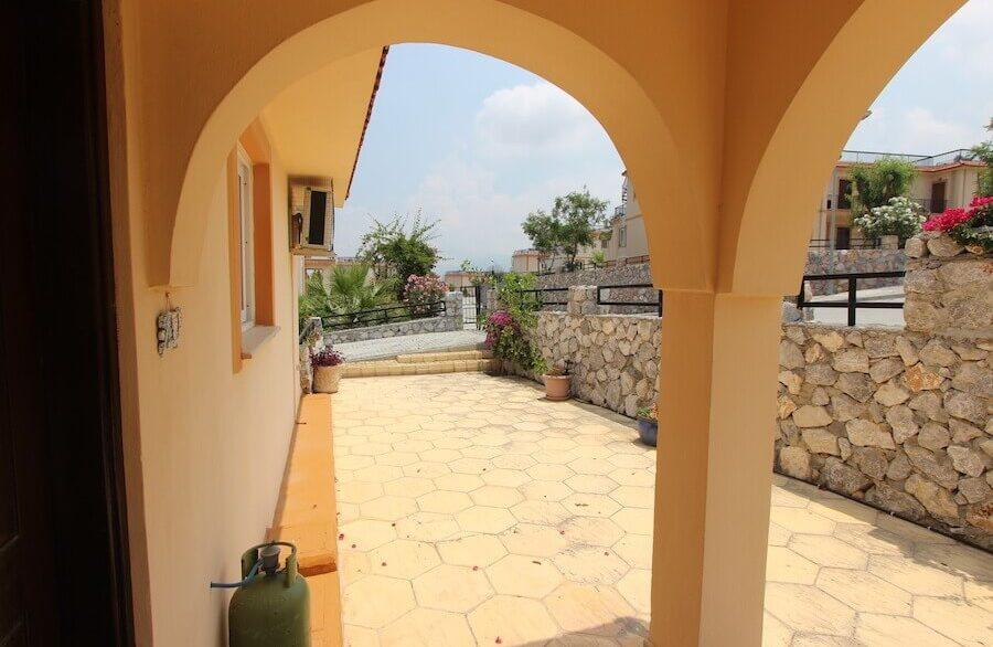Arapkoy Panoramic Seaview Villa 3 Bed - North Cyprus Property 31