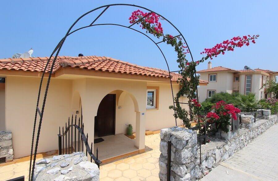 Arapkoy Panoramic Seaview Villa 3 Bed - North Cyprus Property 32