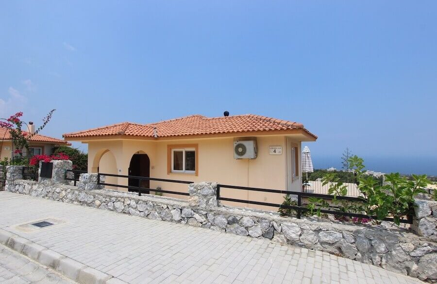 Arapkoy Panoramic Seaview Villa 3 Bed - North Cyprus Property 33