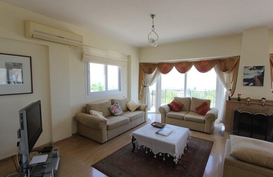 Arapkoy Panoramic Seaview Villa 3 Bed - North Cyprus Property 4