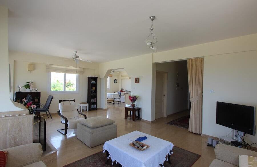 Arapkoy Panoramic Seaview Villa 3 Bed - North Cyprus Property 5