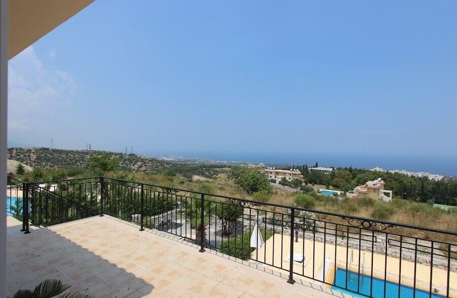 Arapkoy Panoramic Seaview Villa 3 Bed - North Cyprus Property 6