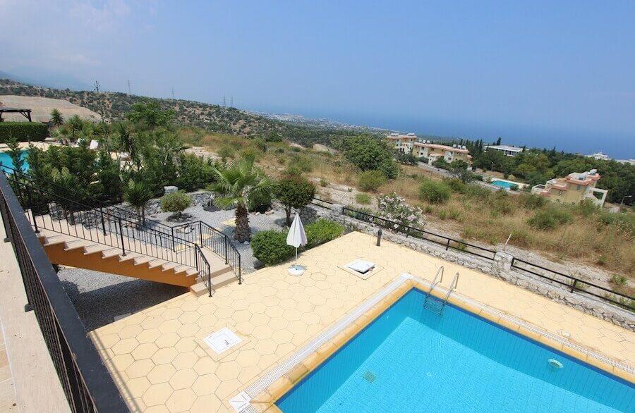 Arapkoy Panoramic Seaview Villa 3 Bed - North Cyprus Property 8