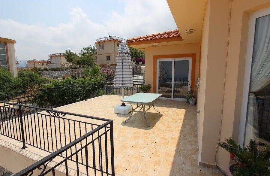 Arapkoy Panoramic Seaview Villa 3 Bed - North Cyprus Property 9