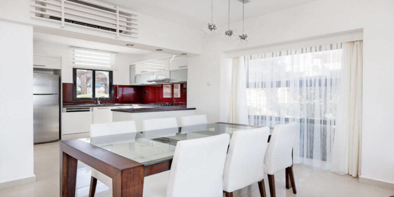 Bahceli Coast Luxury Semi Detached Villa - North Cyprus Property B1