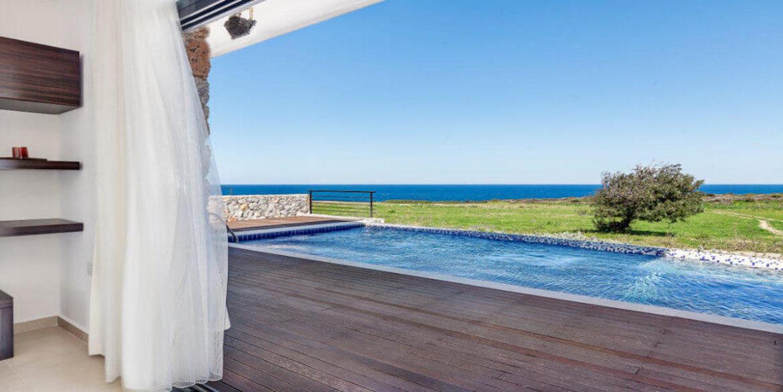 Bahceli Coast Luxury Semi Detached Villa - North Cyprus Property B15