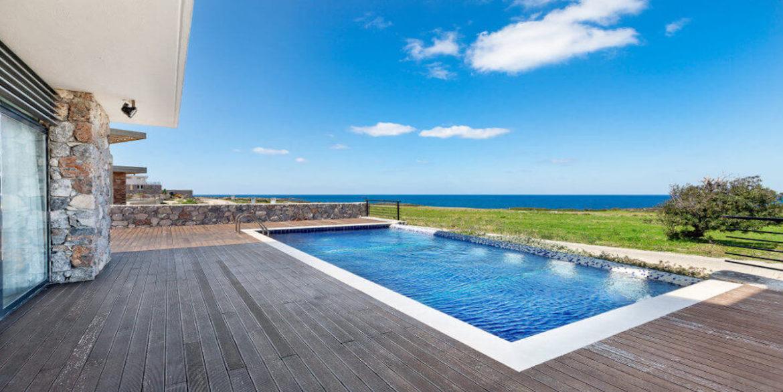 Bahceli Coast Luxury Semi Detached Villa - North Cyprus Property B5