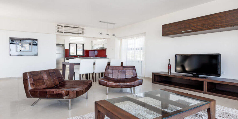 Bahceli Coast Luxury Semi Detached Villa - North Cyprus Property B6