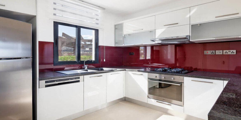 Bahceli Coast Luxury Semi Detached Villa - North Cyprus Property B8