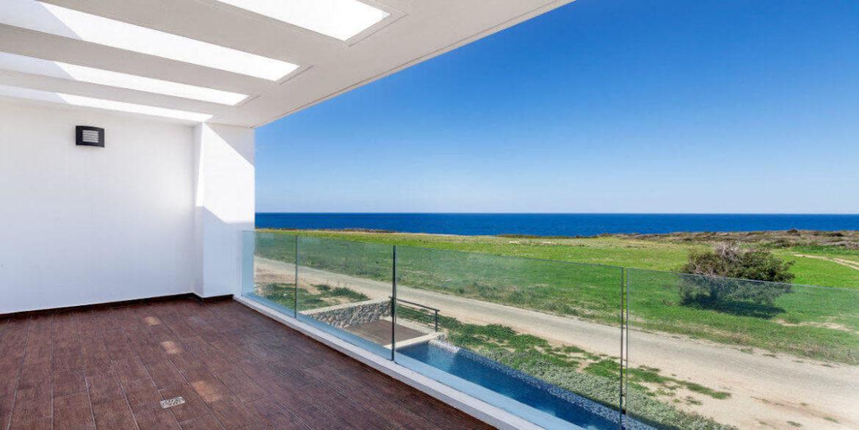 Bahceli Coast Luxury Semi Detached Villa - North Cyprus Property B9