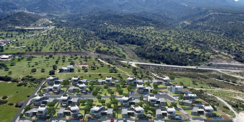 Bahceli Coast Luxury Villas - North Cyprus Property Z1