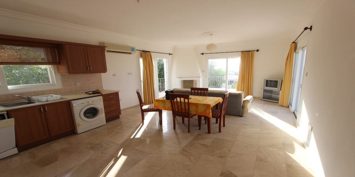 Esentepe Mediterranean Bungalow 2 Bed - North Cyprus Property 16