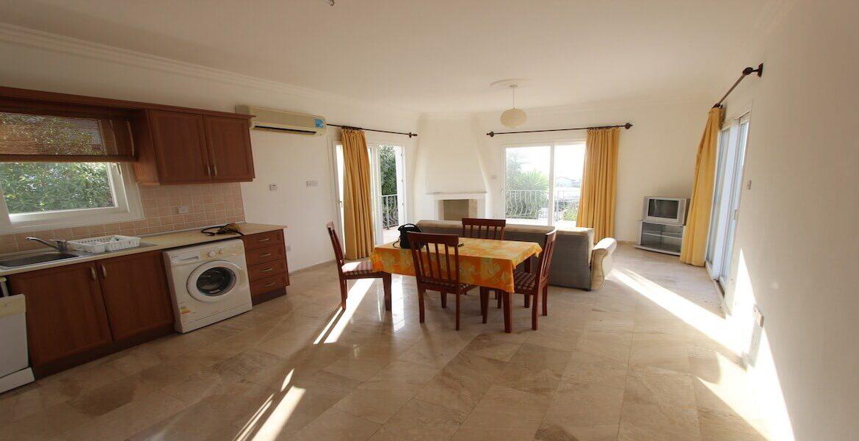 Esentepe Mediterranean Bungalow 2 Bed - North Cyprus Property 16
