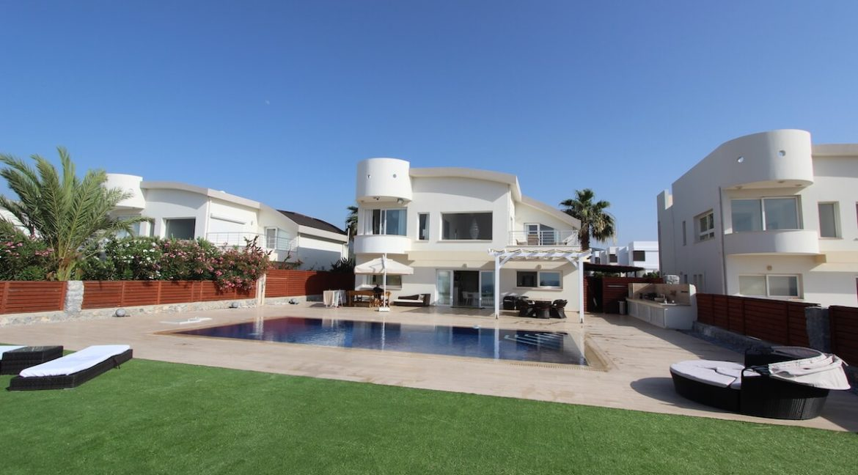Tatlisu Seafront Luxury Villa 4 Bed - North Cyprus Property 19