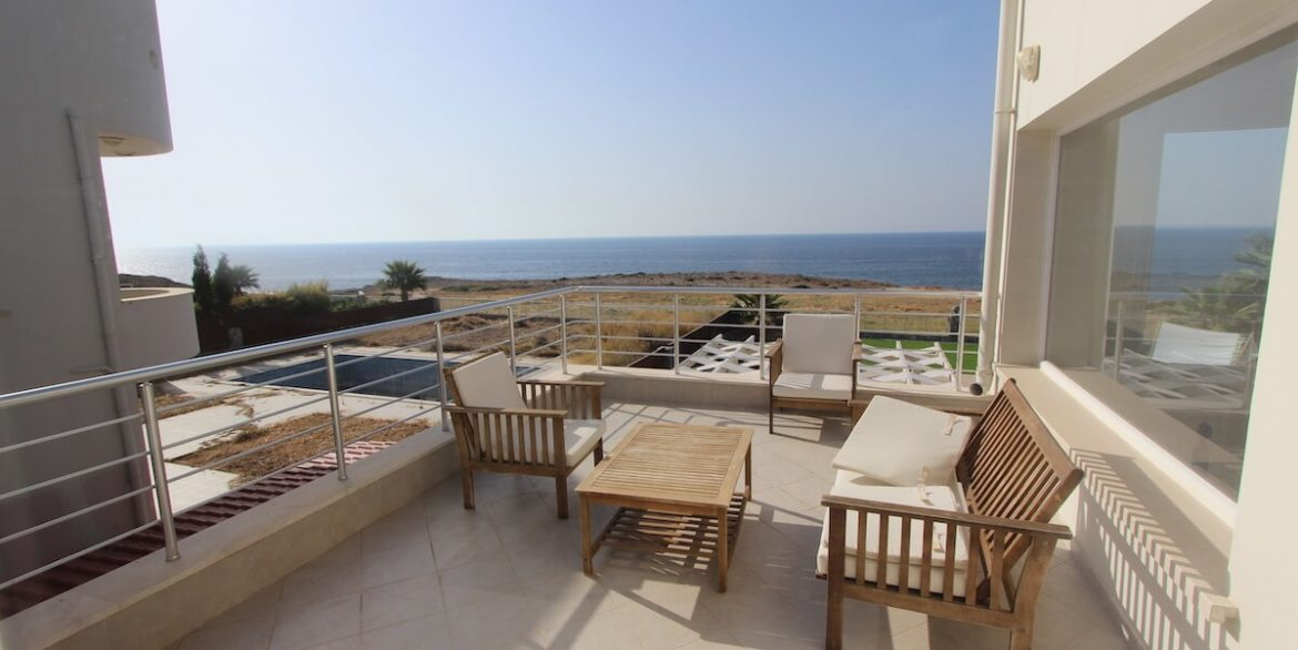 Tatlisu Seafront Luxury Villa 4 Bed - North Cyprus Property 31
