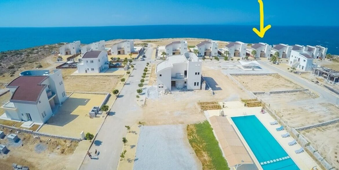 Tatlisu Seafront Luxury Villa 4 Bed - North Cyprus Property S2