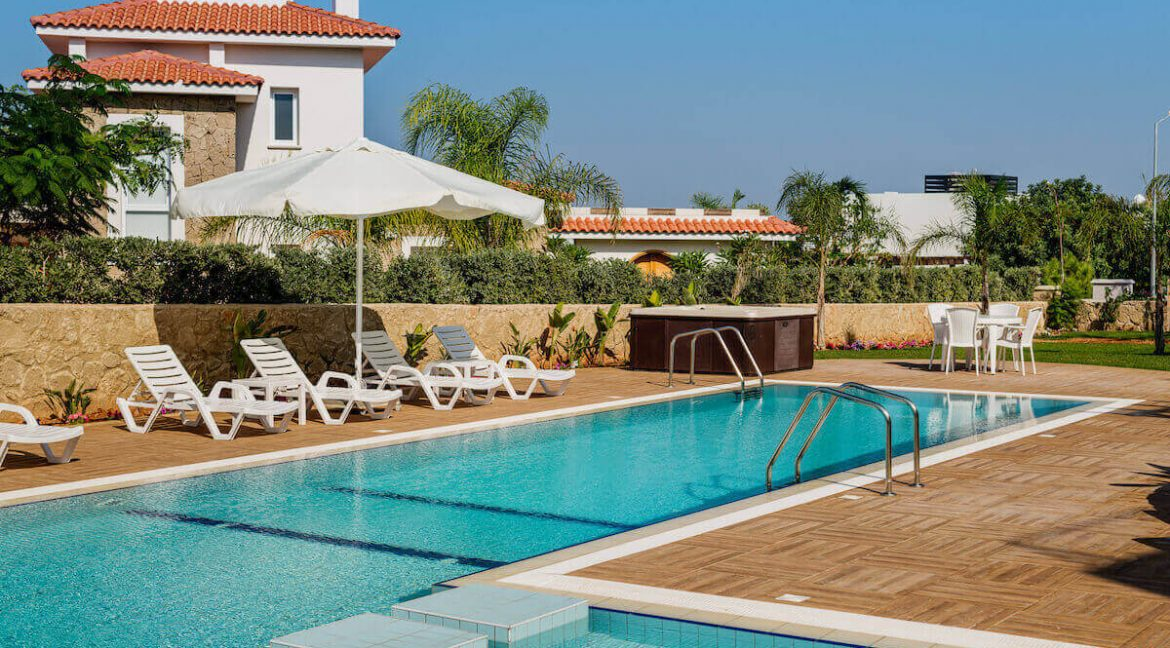 Beach and Golf Elite Apartments - North Cyprus Property Z11
