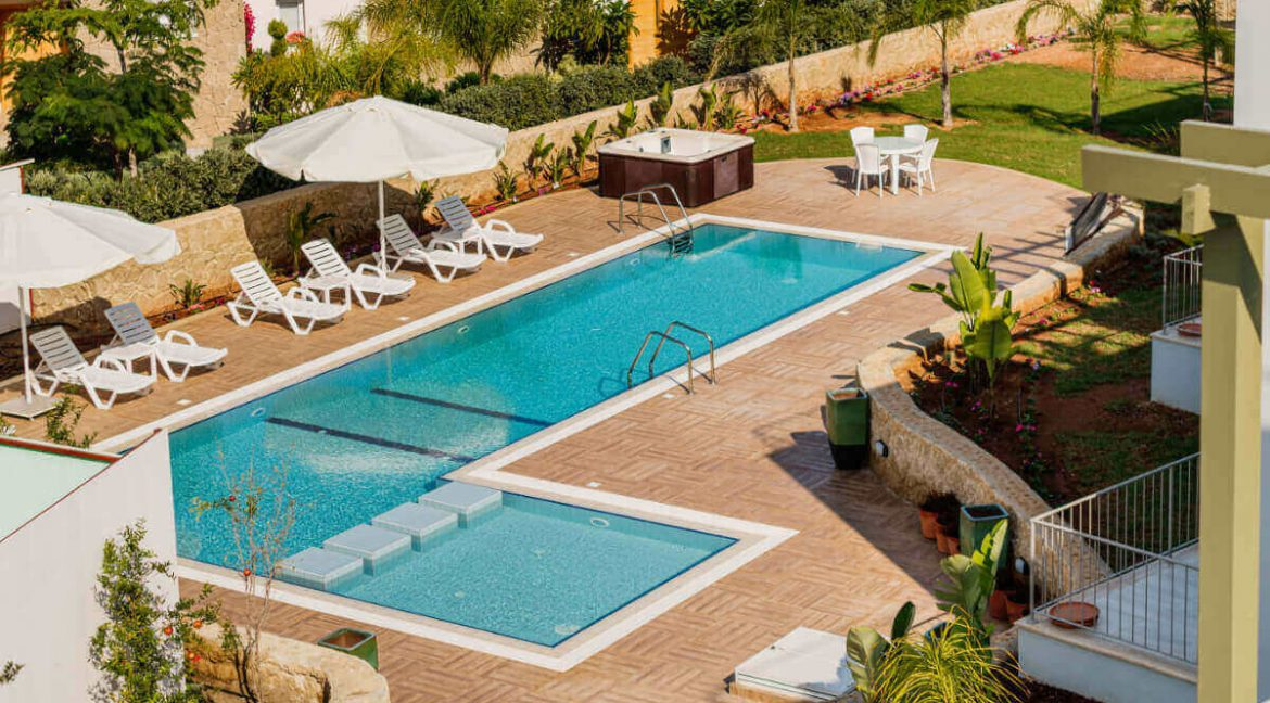 Beach and Golf Elite Apartments - North Cyprus Property Z15