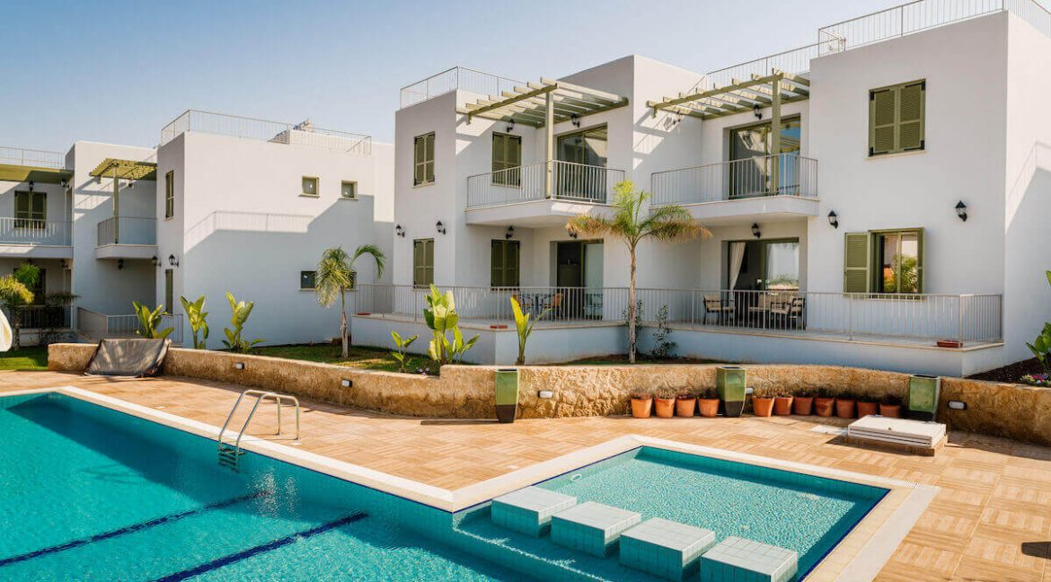 Beach and Golf Elite Apartments - North Cyprus Property Z19