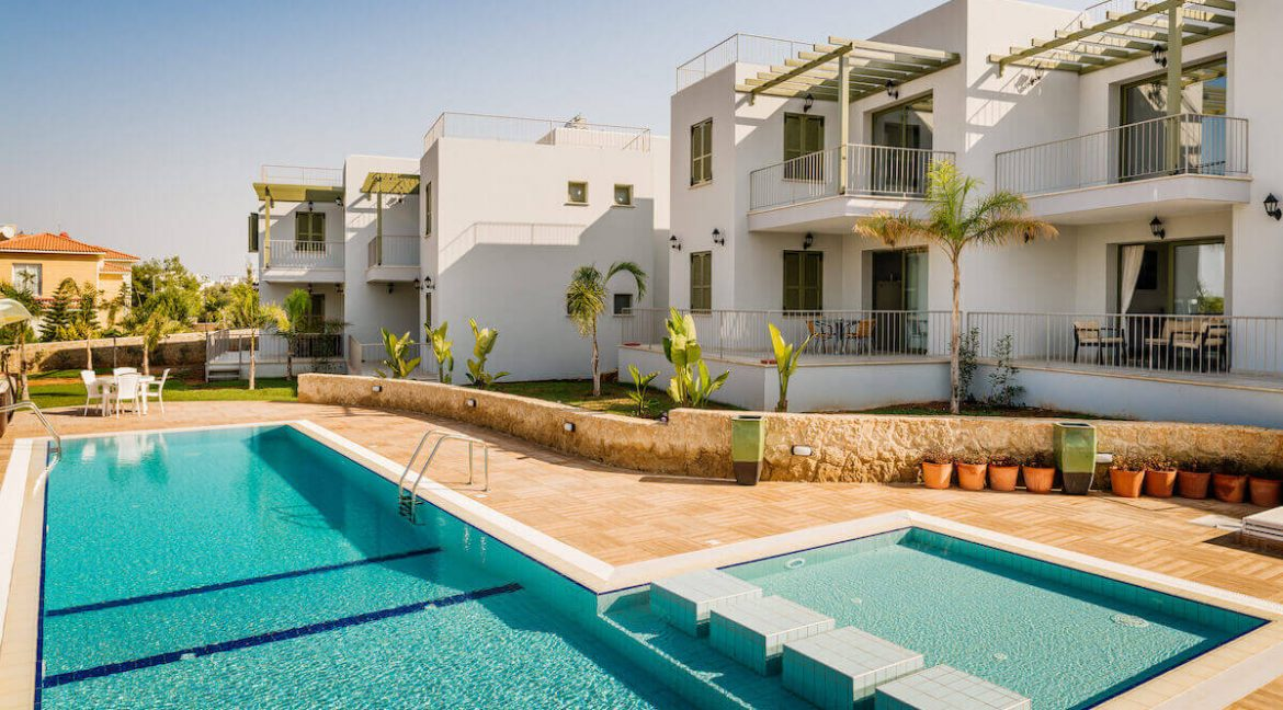 Beach and Golf Elite Apartments - North Cyprus Property Z20
