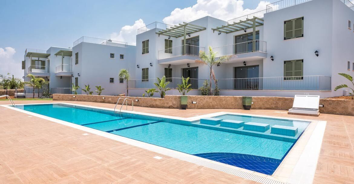 Beach and Golf Elite Apartments - North Cyprus Property Z9