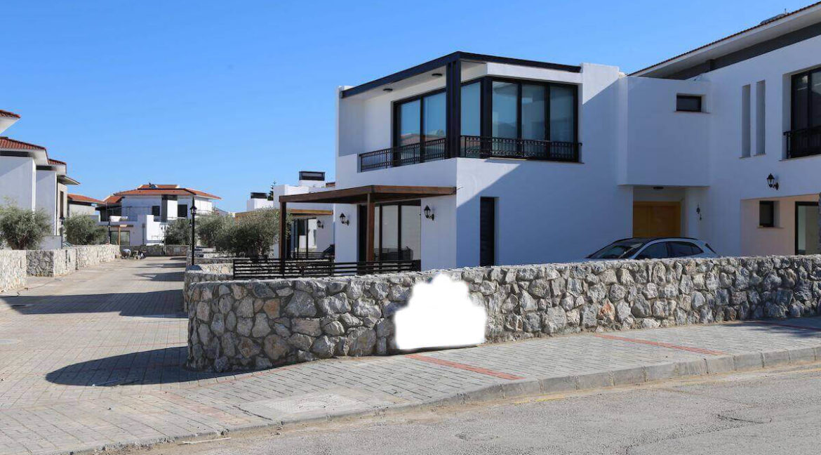 Kyrenia Park Villas - North Cyprus Property Z1