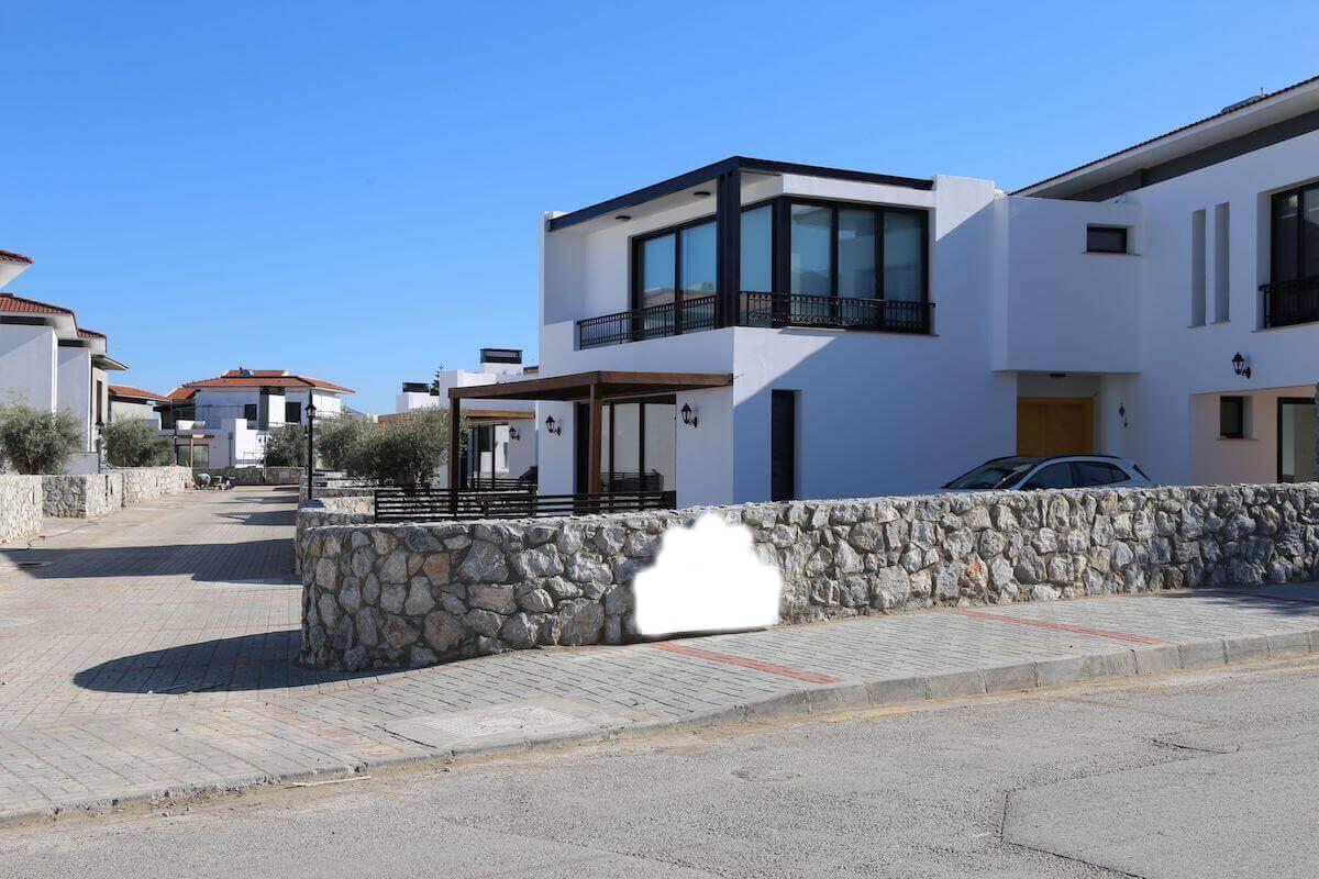 Kyrenia Park Villas 4 Bed