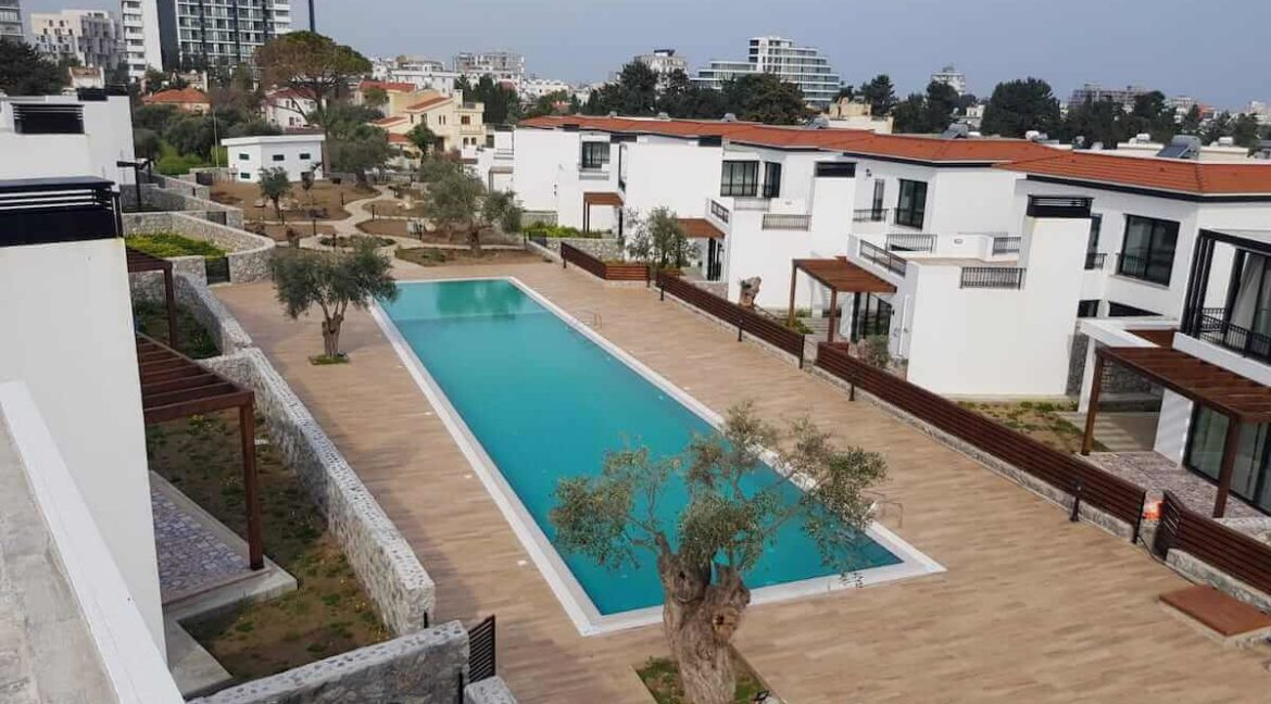 Kyrenia Park Villas - North Cyprus Property Z28