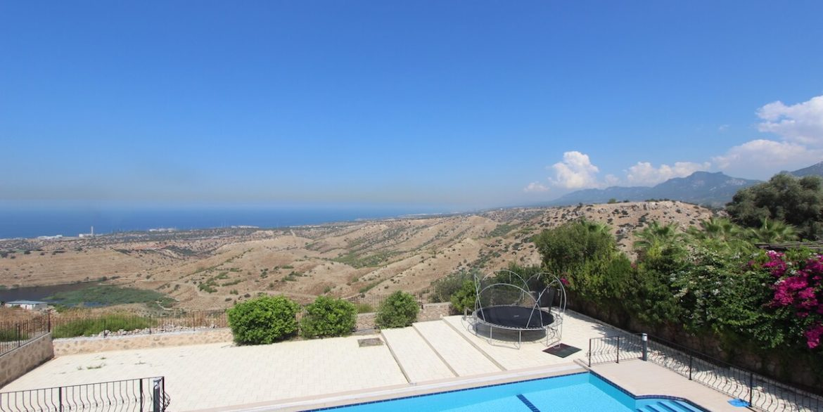 Arapkoy Coast View Residence 4 Bed - North Cyprus Property x10