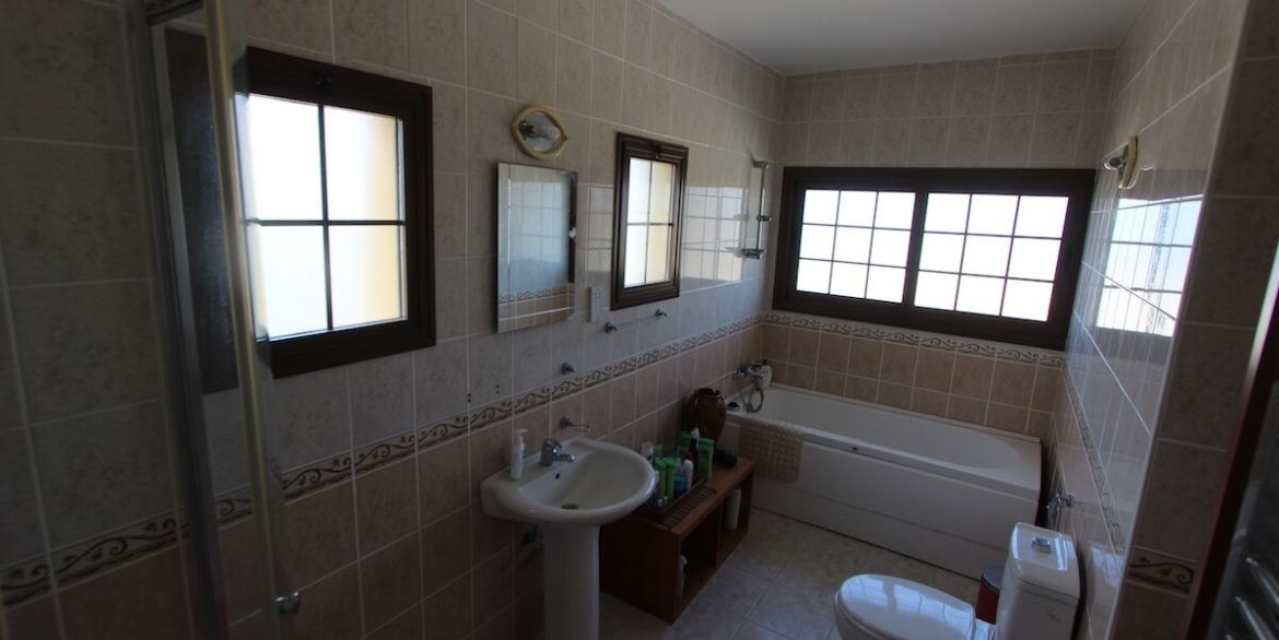 Arapkoy Coast View Residence 4 Bed - North Cyprus Property x13
