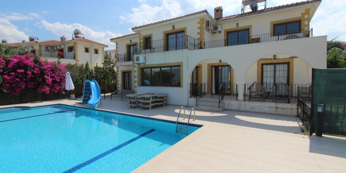 Arapkoy Coast View Residence 4 Bed - North Cyprus Property x17