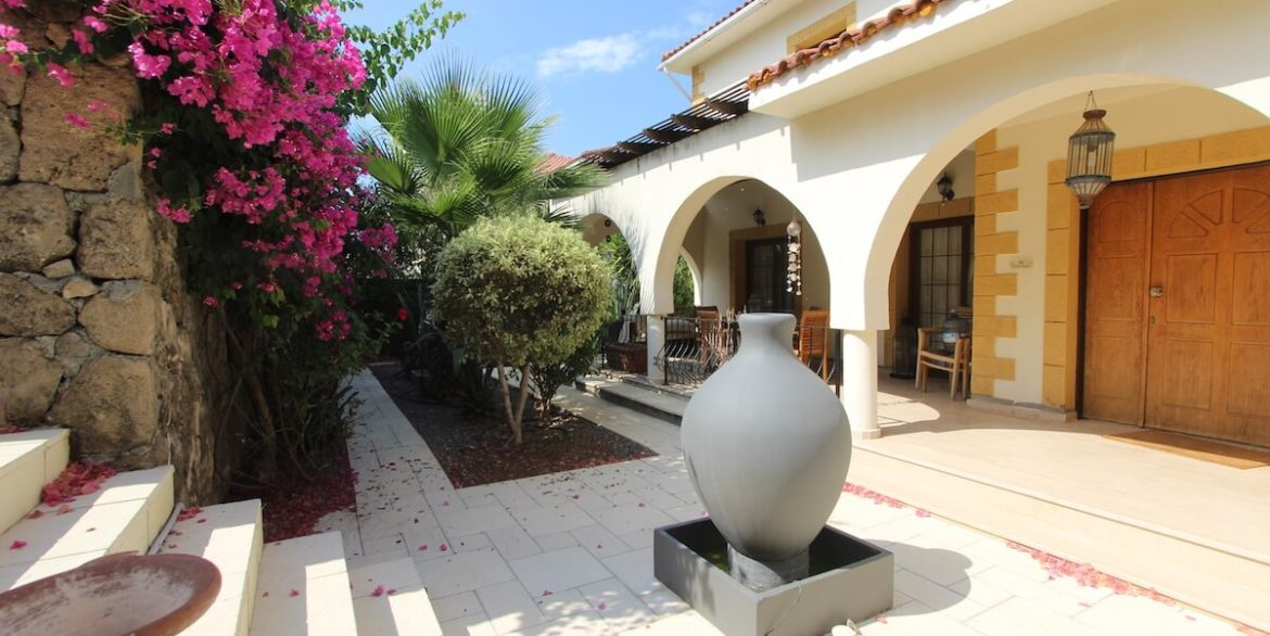 Arapkoy Coast View Residence 4 Bed - North Cyprus Property x23
