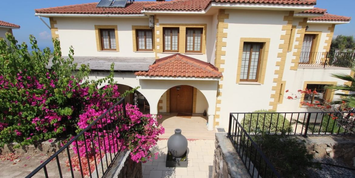 Arapkoy Coast View Residence 4 Bed - North Cyprus Property x25