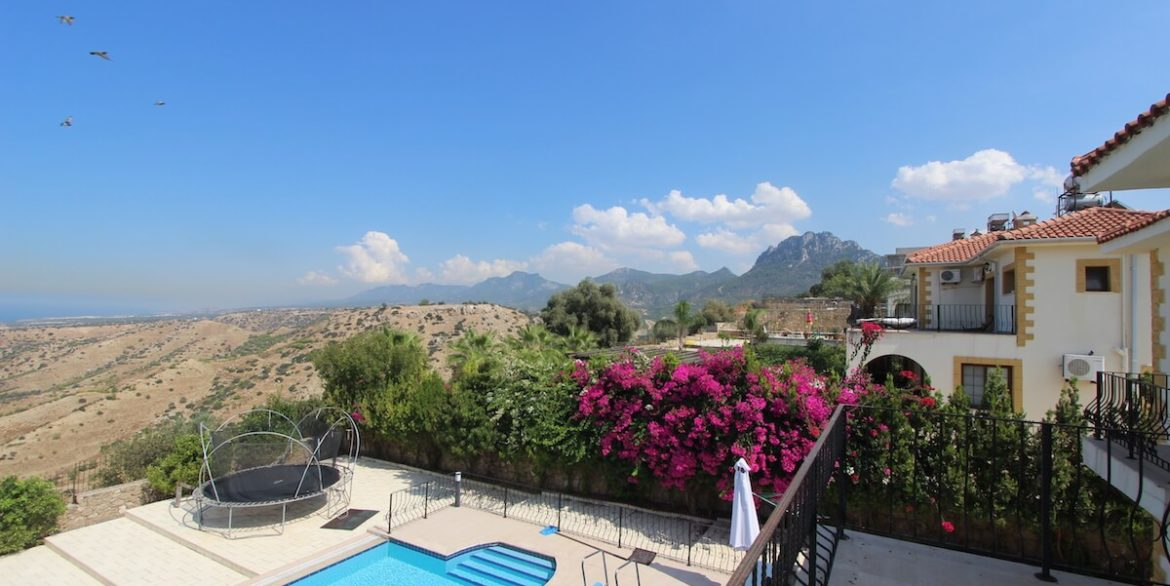 Arapkoy Coast View Residence 4 Bed - North Cyprus Property x9