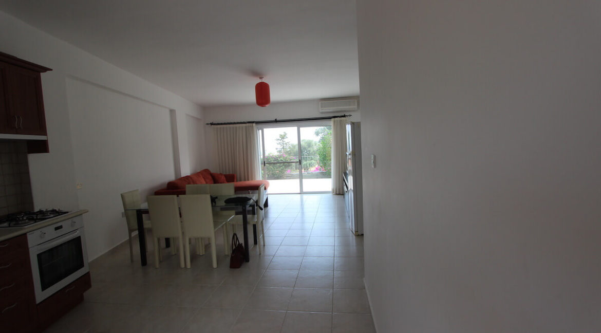 Esentepe Seaview Garden Apartment 3 Bed - North Cyprus Property 1