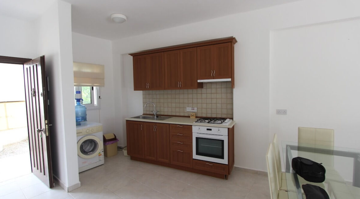Esentepe Seaview Garden Apartment 3 Bed - North Cyprus Property 11
