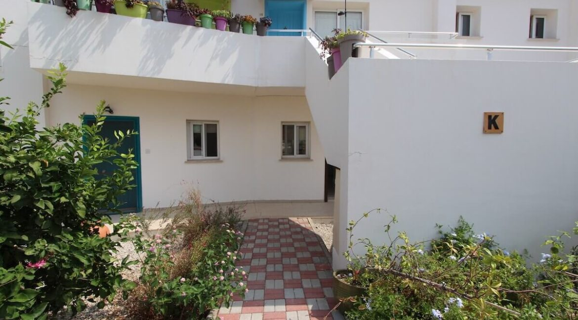 Esentepe Seaview Garden Apartment 3 Bed - North Cyprus Property 12