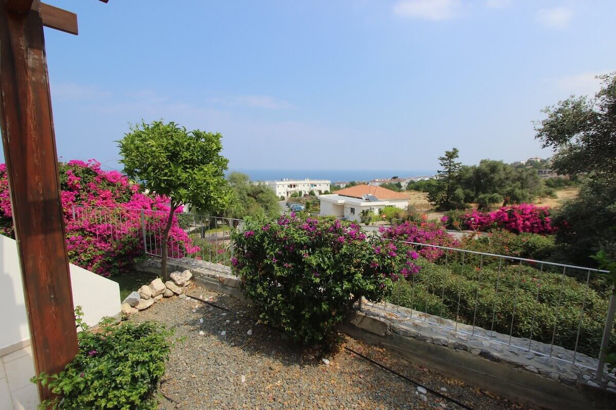 Esentepe Seaview Garden Apartment 3 Bed