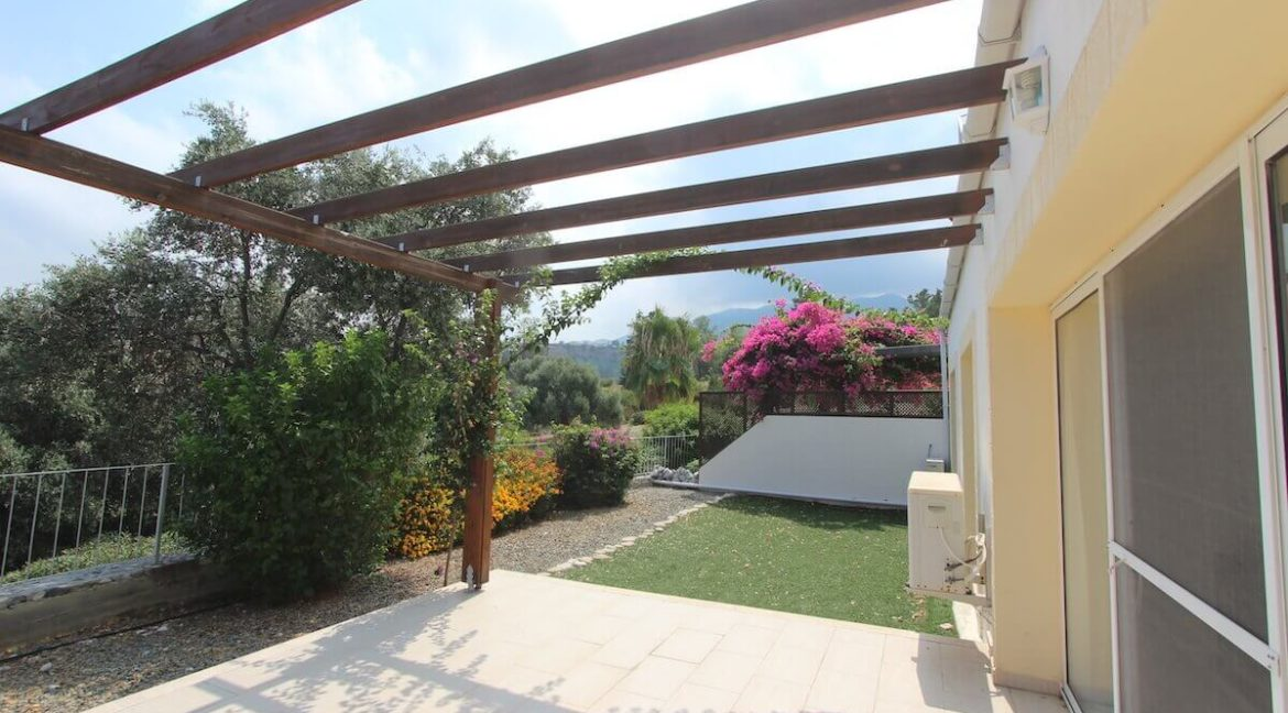 Esentepe Seaview Garden Apartment 3 Bed - North Cyprus Property 4