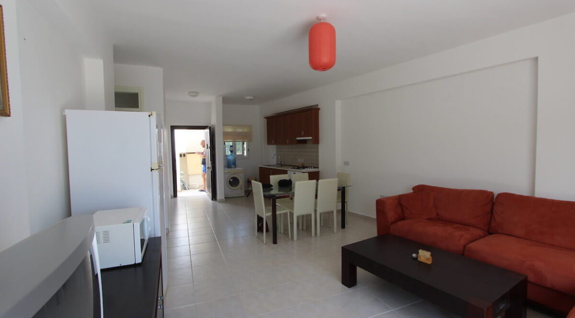 Esentepe Seaview Garden Apartment 3 Bed - North Cyprus Property 5