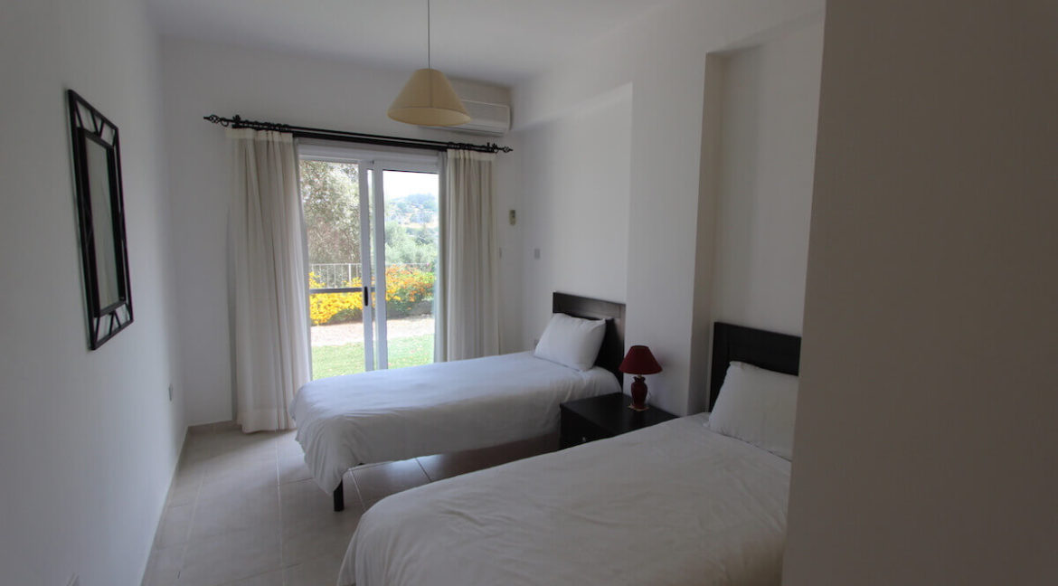Esentepe Seaview Garden Apartment 3 Bed - North Cyprus Property 6