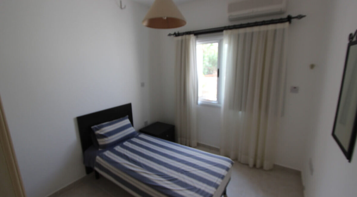 Esentepe Seaview Garden Apartment 3 Bed - North Cyprus Property 7