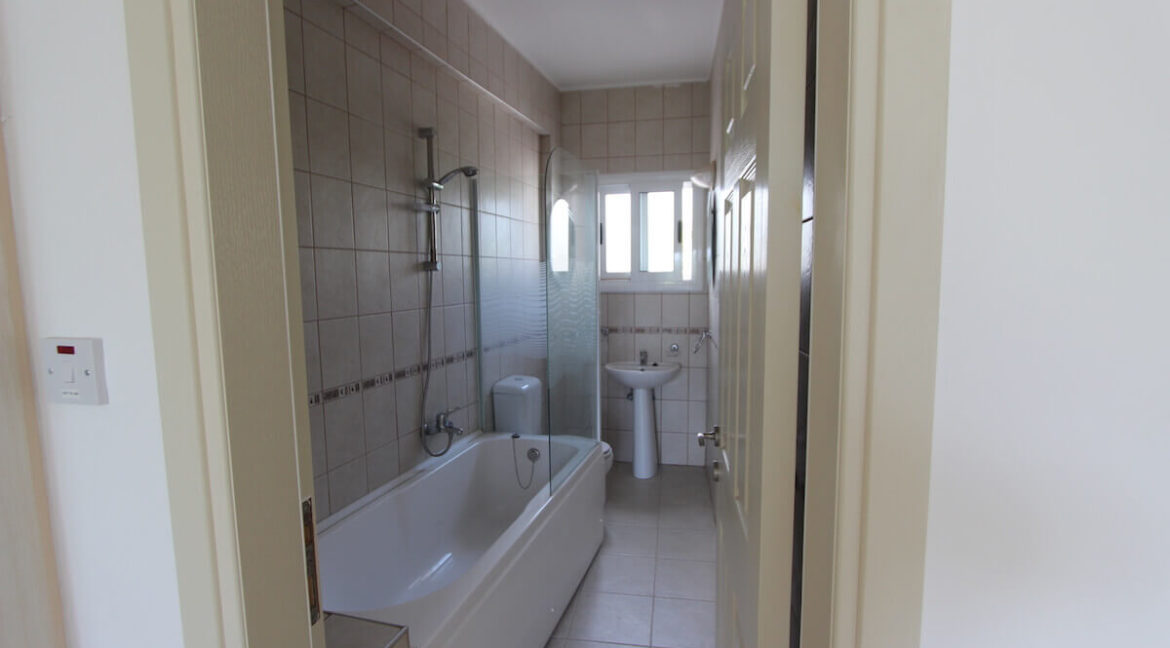 Esentepe Seaview Garden Apartment 3 Bed - North Cyprus Property 8