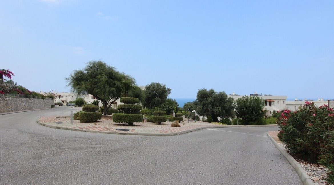 Esentepe Seaview Penthouse 1 Bed - North Cyprus Property 1